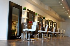 Cortello Salon Hair Color Stations