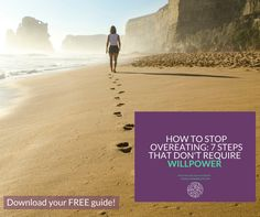 How to stop overeating, a FREE 7 step guide: http://toomuchonherplate.com/stop-overeating/