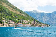 Sailing with a yacht in one of the most beautiful cruising grounds in the world - fjordish Bay of Kotor Luxury Yachts, Montenegro, Sailing, Most Beautiful, Dolores Park, River, World, Outdoor, Candle