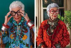 Подросток в 95, Или в чём секрет успеха иконы стиля Айрис Апфель