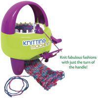 Real Working Knitting Machine