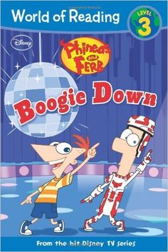 Amazon.com: Boogie Down (World of Reading) (9781423148135): Disney Book Group, Ellie O'Ryan, Disney Storybook Artists: Books