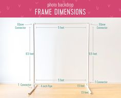 photo booth frame ~ photo booth backdrop & photo booth ideas & photo booth frame & photo booth & photo booth props & photo booth ideas for parties & photo booth backdrop diy & photo booth sign