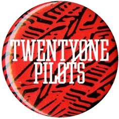 Twenty One Pilots Red Pattern Pin Hot Topic ($1.59) ❤ liked on Polyvore featuring jewelry, brooches, filler, hot topic, hot topic jewelry, 20s jewelry, red brooch and roaring twenties jewelry