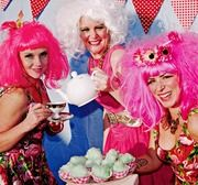 Candy Queens - Candy Floss, Djs