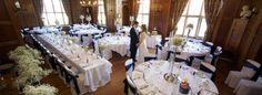 Fairytale Wedding Breakfast at Chateau Rhianfa