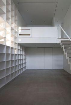 HOUSE AT HANEGI PARK - VISTA - Tokyo, Japan shigero ban