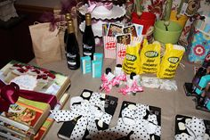 Favorite Things Party...great idea for Christmas or a girls' night.