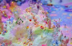 Adorable #Pastel Candy Land #Miniature