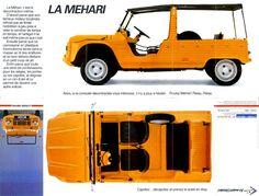 The fantastic Citroen pages Psa Peugeot Citroen, Citroen Car, Classic Motors, Classic Cars, Fiat 500 Models, 4x4, Beach Cars, Plastic Design, Mini Trucks