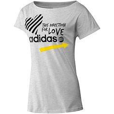 adidas t shirts for women