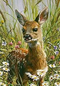 Carl Brenders - 'Spring Fawn'