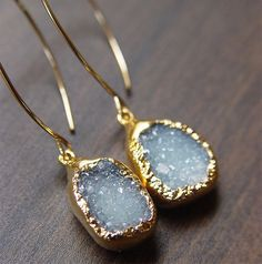 @Jordan Bromley Bromley Trotter these would match the necklace i got you perfect!