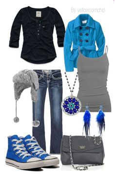 Cute Winter Outfit - Polyvore