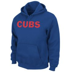Chicago Cubs .300 Hitter Pullover Hoodie by Majestic | Sports World Chicago $59.95  @Chicago Cubs #ChicagoCubs