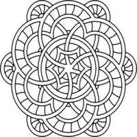 Free Printable Mandala Coloring Pages | Mandala Coloring Page by ...