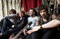 Kasabian - really love this band, no idea why they are not well known in North America.