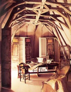 Images (scanned): The French Country House, by Christiane De Nicolay-Mazery & Bernard Touillon