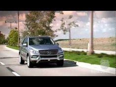 2012 Mercedes M-Class Video Review