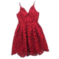 Cut-off embroidery dress , www.cheris.ro