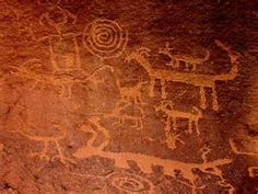 Chaco Canyon Petroglyphs