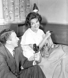 April Love 1961 Connie Francis | She visited Australia in 1961 to promote her movie debut in the film ...