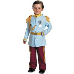 Resultado de imagen de disfraz principe niño