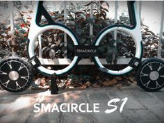 bdfd607a32 Smacircle S1  The eBike That Fits In Your Backpack