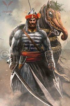 m Fighter Hvy Armor Sword Spear Horse midlvl Castle Basi Hindu rajput warrior Indian Gods, Indian Art, Shivaji Maharaj Painting, Shivaji Maharaj Hd Wallpaper, Warriors Wallpaper, Shiva Art, Hindu Art, Hd Wallpapers 1080p, Great Warriors