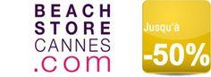 """Tous le rayon """"outlet"""" Bana Moon jusqu'à -50% chez Beach Store Cannes"""