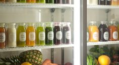 Why Juice? Detox Juice Programs