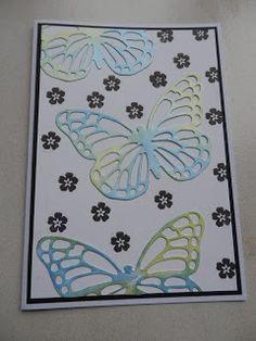 Nuvo embellishment mousse, SU vlinderstansen