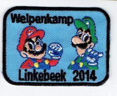 Welpenkamp Linkebeek 2014