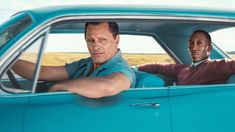 """Viggo Mortensen and Mahershala Ali star in """"Green Book."""" An unlikely pair are tasked with traveling through the deep south of with the Green Book as their guide. Mahershala Ali, Viggo Mortensen, New Movies, Movies To Watch, Movies Online, Good Movies, Movies Box, Film Black, Dreamworks"""