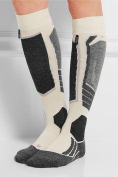 Tonal-gray and cream polypropylene, cashmere, polyamide, acrylic and wool-blend 35% polypropylene, 35% cashmere, 15% polyamide, 10% acrylic, 5% wool Dry clean
