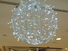 Chatswood Chase fairy light balls