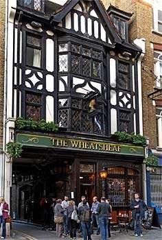 Wheatsheaf in London