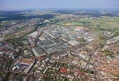 Investitionen bis 2020 - 2,1 Miliarden für die Erweiterung des Daimlerwerks in SindelfingenStartseite