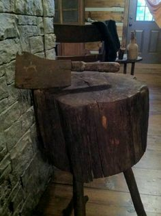 Find This Pin And More On Houses By Granny29 Now That Is A Chopping Block