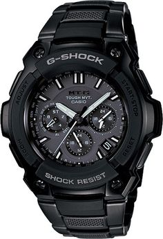 Mens G-Shock Tough Solar Multiband 6 MT-G // MTG-1200B-1AJF // Free Shipping to Australia