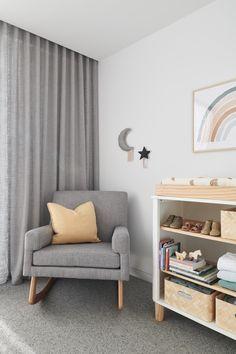 Modern Curtains, Diy Curtains, Sheer Curtains, Timber Outdoor Furniture, Grey Roller Blinds, Black Window Frames, Living Room Blinds, Diy Blinds, Curtain Designs