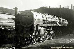 70036, Bodicea: Britannia class locomotive