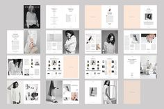 Södermalm is a 30 page Indesign template. It's a stylish and fully customizable way to present your editorial and image based magazine. Whilst we've used the Södermalm template as a fashion