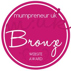 Ahhhh, in the 3 months of being live Mamazou has won its first award!!!  Exciting times!  Sign up now... www.mamazou.com
