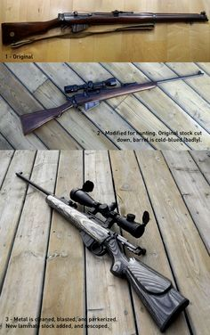 Pin by tezzykimball on Weapons | Lee enfield, Rifle