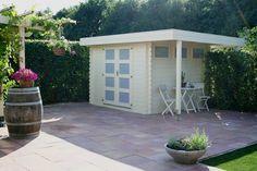 Tuinhuis - Cabin - Garden - Shed - Tuinhuisje - Tuinhuizen - Huisje - Schuur - tuin - Garden <3 Fonteyn