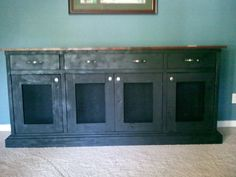 Sideboard | Do It Yourself Home Projects from Ana White