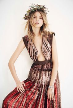Magdalena Frackowiak for Vogue China June 2014 Styled by Daniela Paudice Photographed by Patrick Demarchelier