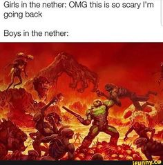Funny Doom Memes