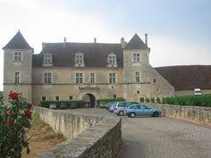 Château vougeot - Clos de Vougeot - Wikipedia, the free encyclopedia